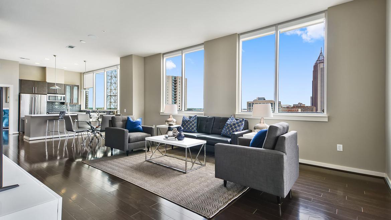 Midtown Penthouse 2