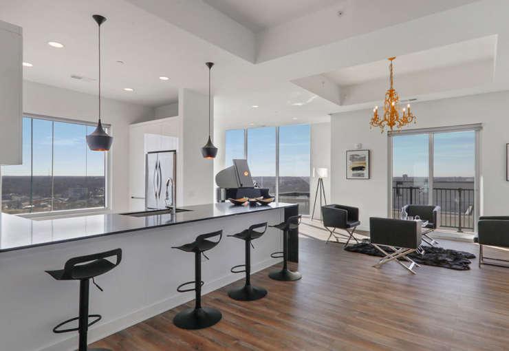 Piedmont Park Penthouse 3 Bdrm