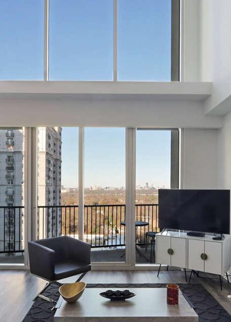 Piedmont Park Penthouse Loft