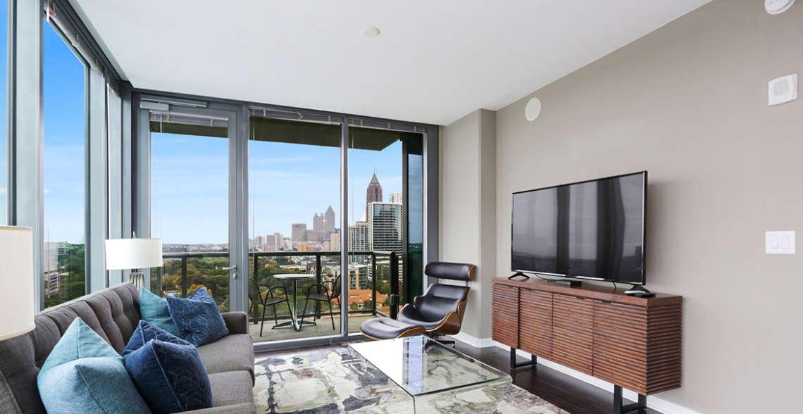 Azure 3 Bdrm Penthouse