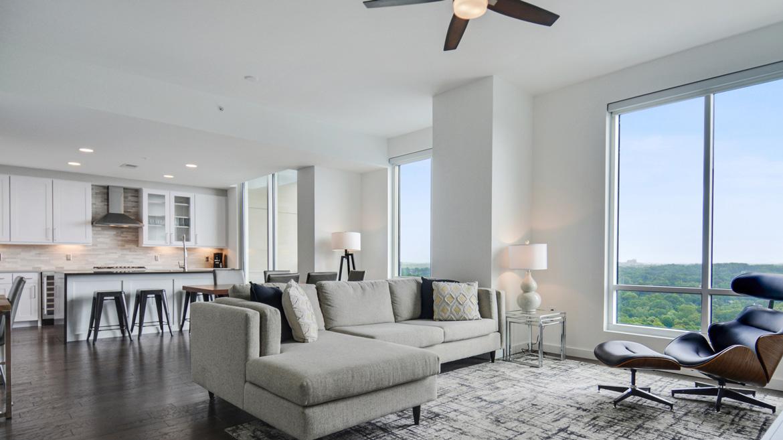 Piedmont House 2 Bdrm Penthouse