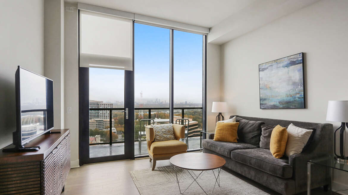 Ascent 2 Bdrm Penthouse B