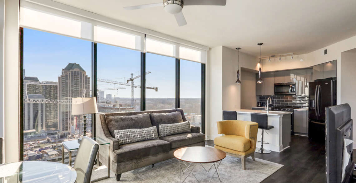 Ascent Midtown 2 Bdrm D
