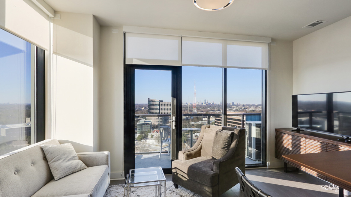 Ascent Midtown 2 Bdrm C